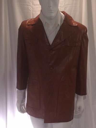 Men's Vintage Leather Coats